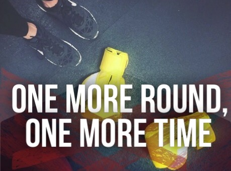 One More Round, One MoreTime