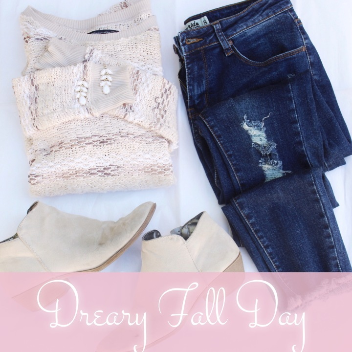 Dreary Fall Day – OOTD