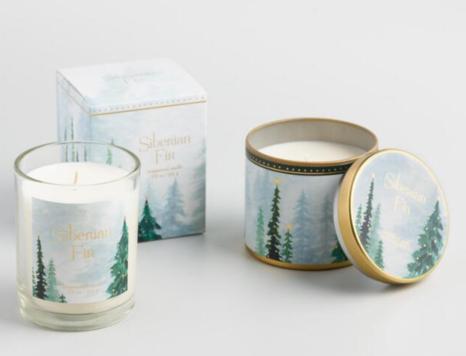 Siberian Fir Candle